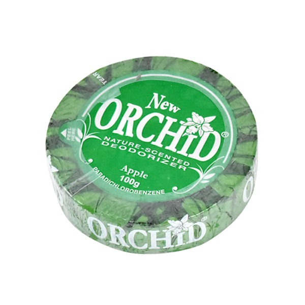 ORCHID D/APPLE REFILL 100G